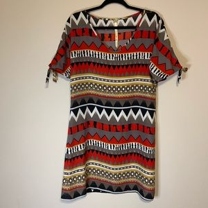 Uncle Frank | Tribal Tunic Dress